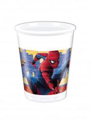 8 bekers Spiderman Homecoming™