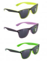 Fosforescerende jaren 50 bril