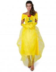 Gele prinses kostuum voor vrouwen