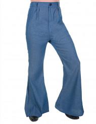 Jean kleurige discobroek voor mannen