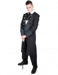 Duivelse graaf kostuum voor mannen