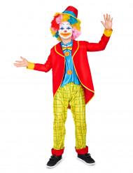 Grappige clown kostuum voor kinderen