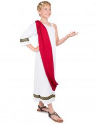 Romeinse keizerin kostuum voor meisjes
