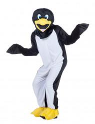 Pinguïn mascotte kostuum voor volwassenen