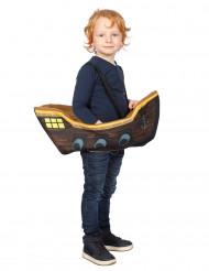 Piratenschip kostuum voor jongens