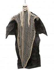 Zwart met witte reaper hangdecoratie