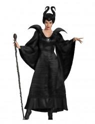 Zwart duistere heks kostuum voor vrouwen