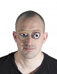 Groot oog halfmasker voor volwassenen