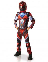 Luxe rode Power Rangers™ kostuum voor kinderen