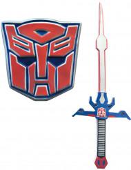 Set zwaard en schild Optimus Prime - Transformers 5™
