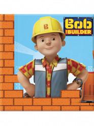 20 papieren servetten Bob de Bouwer™