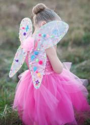 Personaliseerbare vlindervleugels voor meisjes