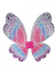 Glitter vlinder vleugels voor meisjes