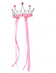 Corona regina medioevale bambina