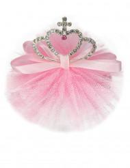 Prinses haarclip voor meisjes
