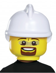 Lego® brandweerman masker voor kinderen