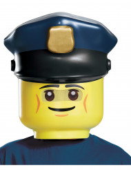 Lego® politie masker voor kinderen