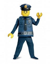 Deluxe Lego® politie kostuum voor kinderen