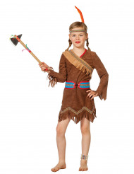 Indiaanse prinses kostuum voor meisjes