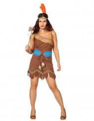 Indianen prinses kostuum voor dames