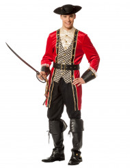 Luxe piraten kapitein kostuum voor mannen