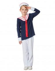 Matrozen kostuum voor jongens