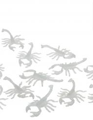 12 fosforescerende schorpioenen