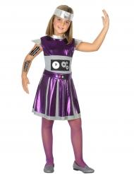 Robot kostuum voor meisjes