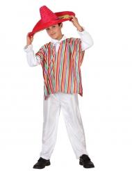 Kleurrijk Mexicaans kostuum voor kinderen