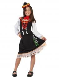 Mexicaanse jurk voor meisjes