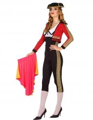 Toreador kostuum voor vrouwen