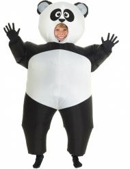 Opblaasbaar Morphsuits™ panda kostuum voor kinderen