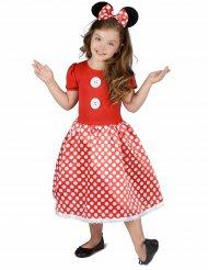 Mini muis kostuum voor meisjes