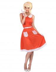 Retro jaren 50/60 kostuum voor dames