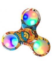Lichtgevend Comics Hand Spinner