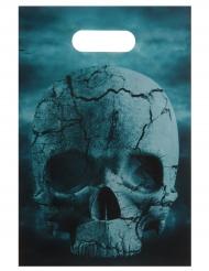 10 plastic horror feestzakjes