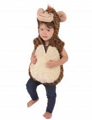 Pluche apenkostuum voor kinderen