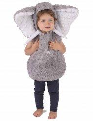 Grijze olifant kostuum voor kinderen