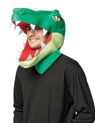 Alligator kop muts voor volwassenen