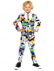 Mr. Testbeeld Opposuits™ kostuum voor kinderen