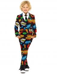 Mr. Stripboek Opposuits™ kostuum voor kinderen