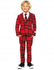 Rood Schots Opposuits™ kostuum voor kinderen