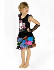 Punk kostuum voor meisjes