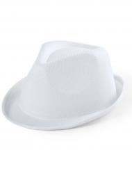 Witte borsalino hoed voor kinderen