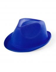 Blauwe borsalino hoed voor kinderen