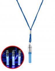 Lichtgevende ketting blauw