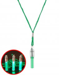 Groene lichtgevende ketting