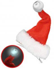Mini lichtgevende kerst muts
