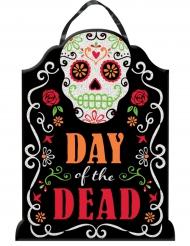 Glitter Dia de los Muertos decoratie