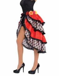 Dia de los Muertos rok voor vrouwen